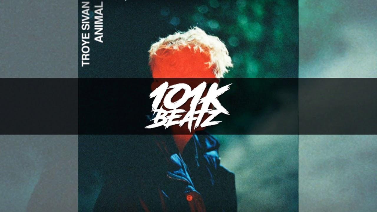 Troye Sivan - Animal INSTRUMENTAL/Karaoke