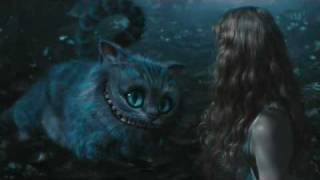 Alice In Wonderland - Cheshire Cat Clip (HQ)