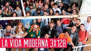 La Vida Moderna 3x128... es matar tórtolas en el Angry Birds