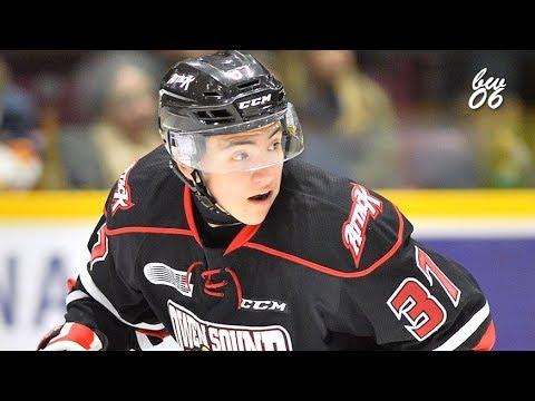 Nick Suzuki 2016-2017 OHL Highlights