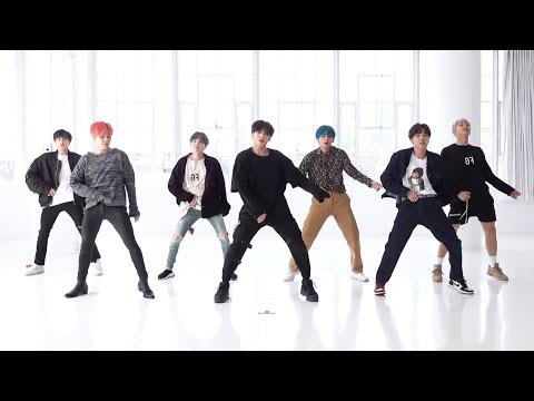 BTS 방탄소년단 &39;Boy With Luv&39; MIRRORED Dance Practice