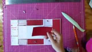 Tri Fold Shutter Card ~Episode 1