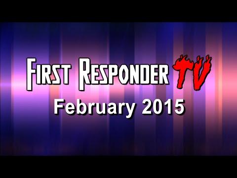 First Responder TV: February 2015