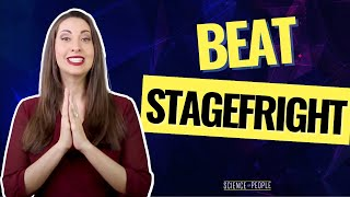 Video 7 Steps to Overcome Stage Fright and Beat Performance Anxiety download MP3, 3GP, MP4, WEBM, AVI, FLV September 2018