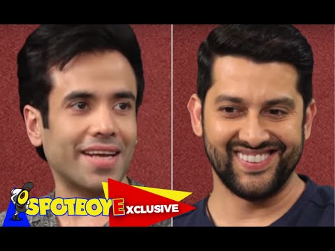 Tusshar Kapoor and Aftab Shivdasani's EXCLUSIVE FUN Interview | Kyaa Kool Hain Hum 3 | SpotboyE