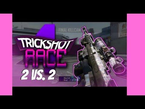 BTD - Clan Trickshot Race #1 (ft. Astro, Dice, Clutch, and Rage)