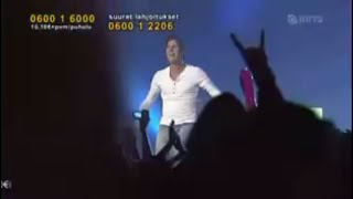 Basshunter - All I Ever Wanted (Live 2008)