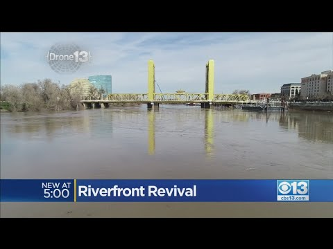Sacramento Mayor Revealing His Solution For Waterfront