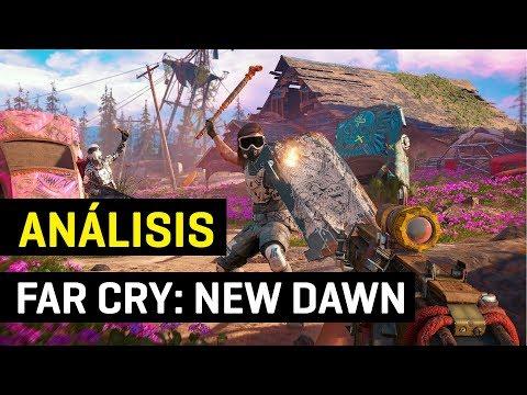 Análisis en vídeo de FarCry: New Dawn thumbnail