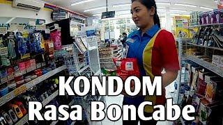 Video GOKIL!!! Nyari KONDOM rasa BonCabe ke INDOMARET [PRANK] download MP3, 3GP, MP4, WEBM, AVI, FLV Mei 2018