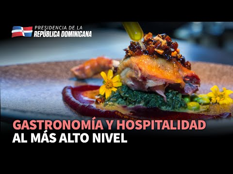Gastronomía y hospitalidad al más alto nivel