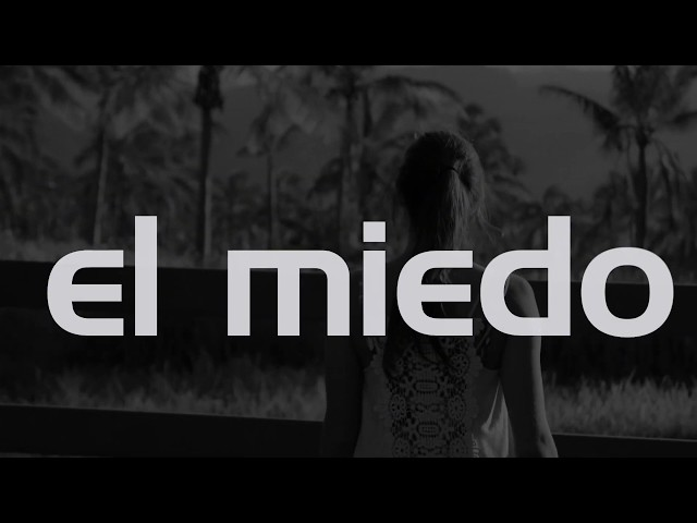 Me levantaré - Sahiana  (Video Lyric)