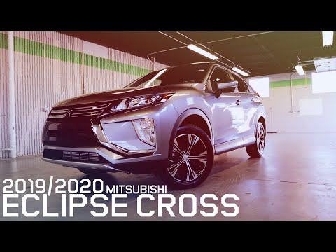 2019/2020 Mitsubishi Eclipse Cross | Full Review & Test Drive