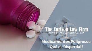 Medicamentos Peligrosos: Qué es Risperdal?