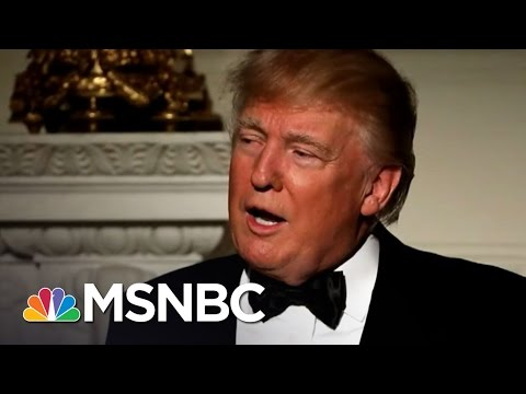 Donald Trump's Approval Slips To Record Lows | AM Joy | MSNBC