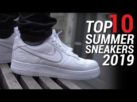 TOP 10 Sneakers for Summer 2019 Mp3