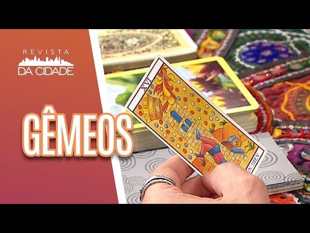 Previsão de Gêmeos 21/05 a 20/06 - Revista da Cidade  (25/02/19)