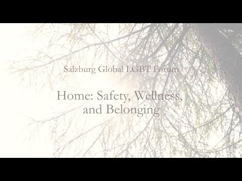 Salzburg Global LGBT Forum - Home: Safety, Wellness, and Belonging