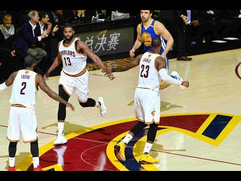 LeBron James, Kyrie Irving, Kevin Love Combine For 94 in Game 4