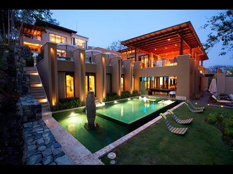 villa manzu peninsula papagayo costa rica youtube. Black Bedroom Furniture Sets. Home Design Ideas