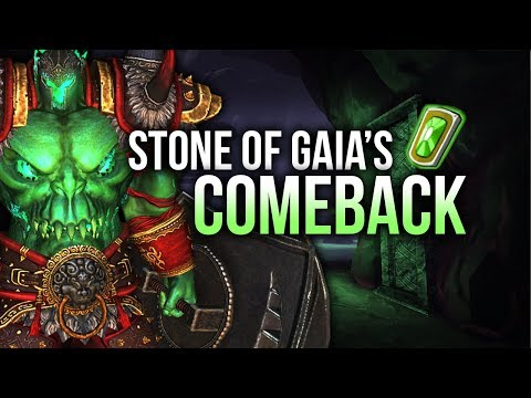 SMITE: Why Is Stone Of Gaia Back? Should You Build It?