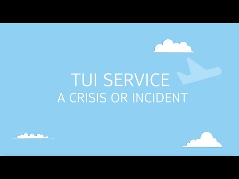 A Guide to Our TUI app  In the Event of a Crisis or Incident | TUI