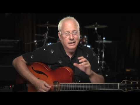 Jeff Richmond: Soloing Through Changes: Chord Tones
