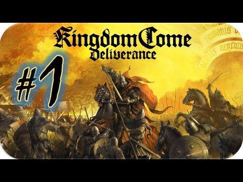 Kingdom Come: Deliverance   Capítulo #1 - Amiguetes, espadas y muerte (PS4 Pro)