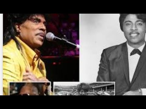 Little Richard, Founding Father of Rock Who Broke Musical Barriers ...