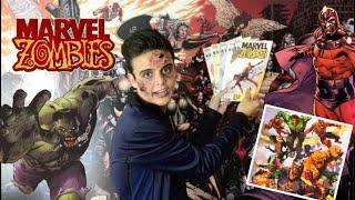 Marvel Zombies / Andrés Navy