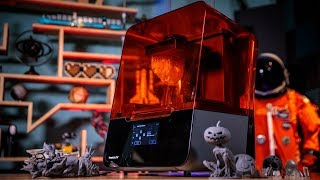 formlabs Form 3 SLA 3D Printer Review!