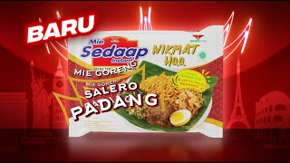 Mie Sedaap Salero Padang #NikmatnyaHQQ