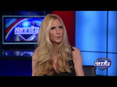 Ann Coulter Reacts to Ralph Northam Blackface Controversy