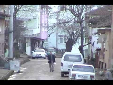 [Turkey] Sightseeing in Kandira 1/2 (Bicycle Tour, Jan., 2005)