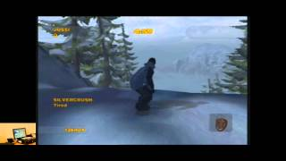 Lets Play Transworld Snowboarding For The Xbox   Classic Retro Game Room
