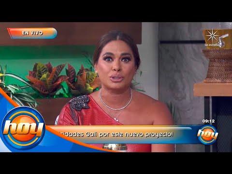 ¡Galilea Montijo CUMPLE