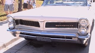 1963 Pontiac Bonneville Convertible Wht DaytonaBeachSt102514