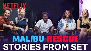 Malibu Rescue: Stories from Set   Netflix Futures