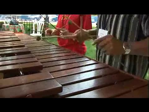 Guatemalan and Mexican marimba traditions