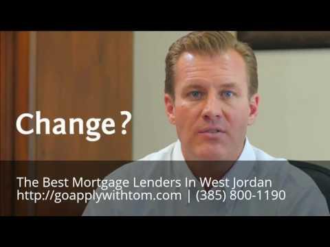 Mortgage Broker West Jordan