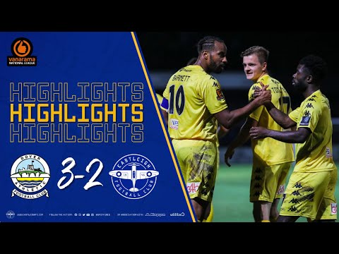 Dover Ath. Eastleigh Goals And Highlights
