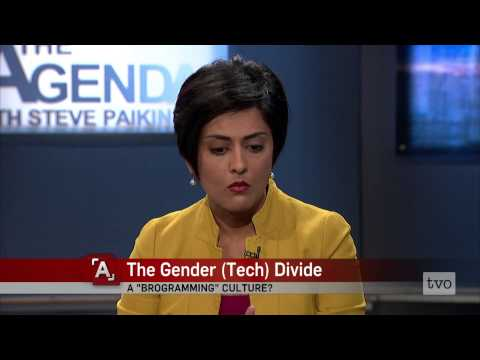 The Gender Divide in Tech
