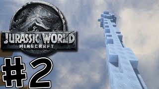 Minecraft Jurassic World 2 #2 The Mysterious Tower