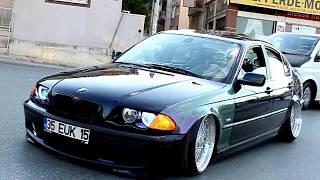 Ölümüne Modifiyeli BMW E46  🔫🔫 Turkish Mafia