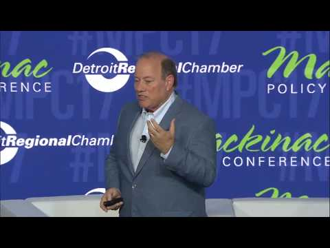 Mayor Duggan Keynote Address | 2017 Mackinac Policy Conference