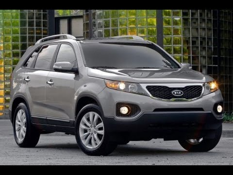 2013 Kia Sorento 3.5 L V6 Start Up and Review