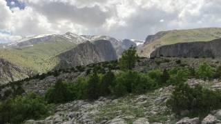 Munzur Dagları, Zovar, Kemah, Erzincan