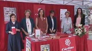 Cáritas instala en Madrid 533 mesas en el Día de la Caridad