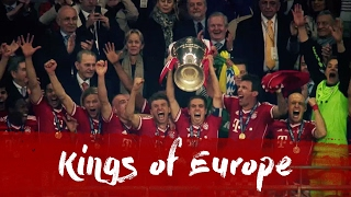 FC Bayern • Kings of Europe