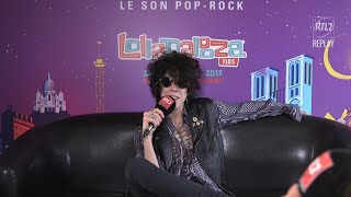 LP en direct du Lollapalooza Paris